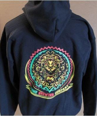 Men's Logo Lion Hoodie