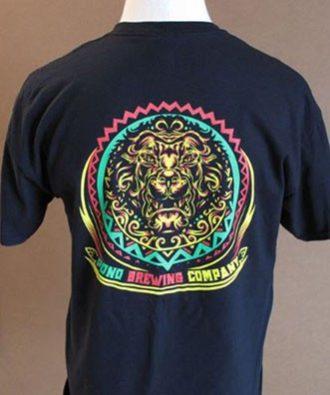 Men's Logo & Lion T-Shirt