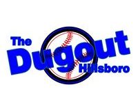 The Dugout Hillsboro logo