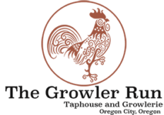 The Growler Run Logo