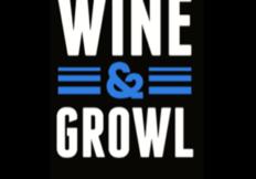 Wine and Growl Logo