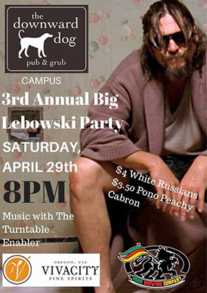 big lebowski event corvalis