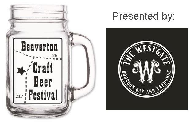 Beaverton Craft Beer Festival Flyer